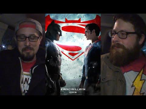 Midnight Screenings - Batman v Superman: Dawn of Justice