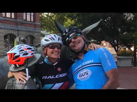 Jeff Latimer of Gus' Bike Shop