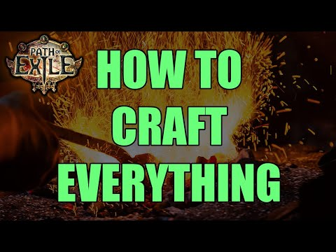Beginner to Advanced FULL Crafting Crash Course | Path of Exile Guide