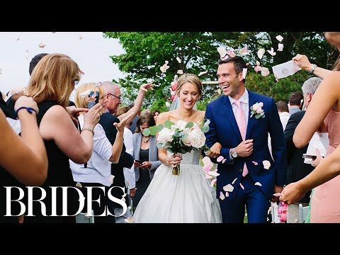 Pod Save America's Jon Favreau Wrote the Most Perfect Vows | BRIDES