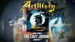 "Artillery – ""The Last Journey""  (Teaser)"