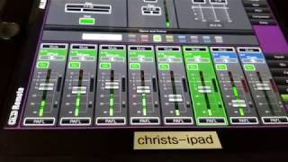 How to use the prime multitrack backing tracks app and