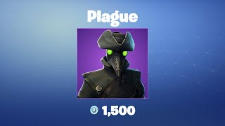 Plague | Fortnite Outfit/Skin