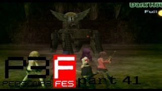 Lets Play Persona 3 FES Part 41