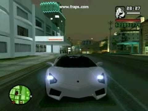 Gta San Andreas Luxury Cars Mods Download Links Youtube