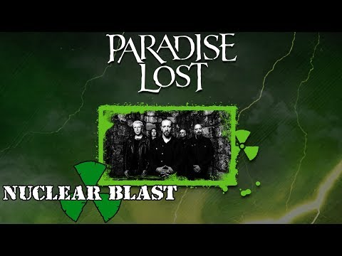 PARADISE LOST - Death...Is Just The Beginning MMXVIII (OFFICIAL TRAILER)