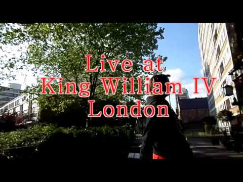 Clara Plath - Live at King William IV London (29/04/2017)