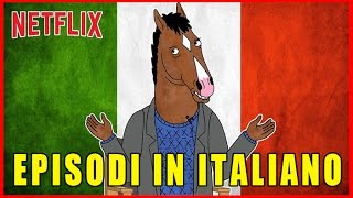 BoJack Horseman in ITALIANO - EPISODIO 1.2