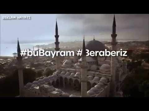 CEZA Yeni Didi Ramazan Bayramı Reklamı (Bu Bayram Beraberiz) (2016)