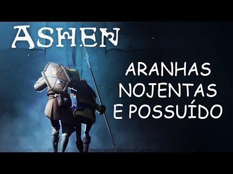 ASHEN #4 - HOMEM POSSUÍDO DO MACHADO E ARANHAS NOJENTAS thumbnail