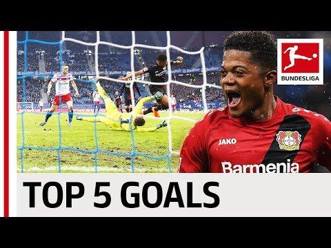 Leon Bailey - Top 5 Goals