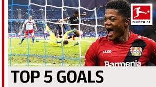 Leon Bailey - Top 5 Goals