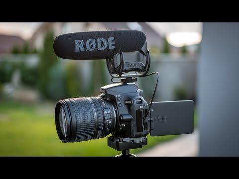 Nikon D5500 / D5600 Video Shooting Tutorial