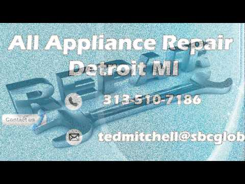 All Appliance Repair offers all appliance services in Detroit MI