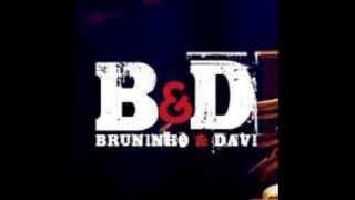 Bruninho e Davi - Deletei do Jogo (NOVA)