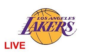 Pistons vs Lakers LIVE