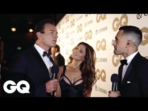 Julian McMahon Talks Paparazzi American Politics   Red Carpet   GQ