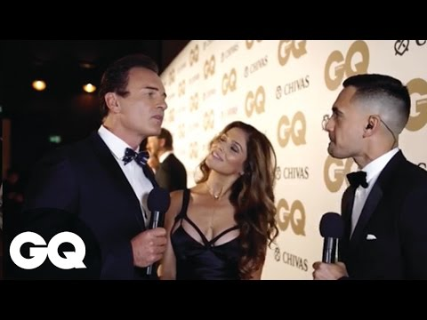 Julian McMahon Talks Paparazzi American Politics  Red Carpet  GQ