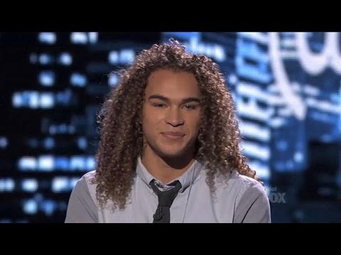 DeAndre Brackensick: I Like It - Top 8 - AMERICAN IDOL SEASON 11