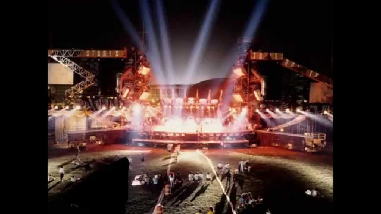 The Rolling Stones - 08-29-1989 - Steel Wheels Tour ...