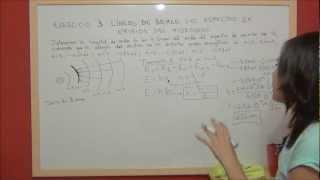 QUIMICA Ejercicio 3 Estructura atómica Longitud onda Líneas Balmer espectro emisión hidrógeno