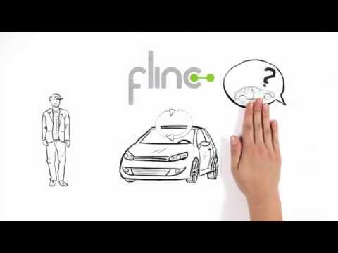 flinc - Your flexible carpool to work