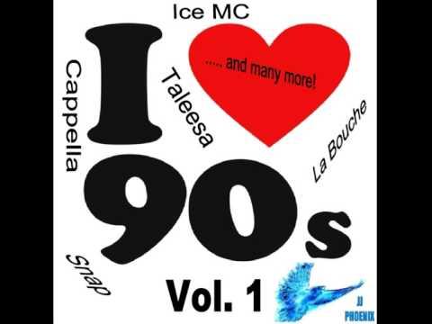 I Love 90s Vol. 1 - by JJ Phoenix