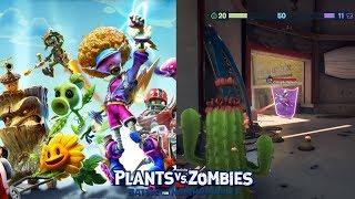 เกมวัยรุ่นของคุณ ตอนนี้คุณแก่แล้ว (Plants vs. Zombies Battle for Neighborville)