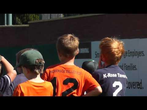 Fisher Cats Baseball Camp - Clip 3