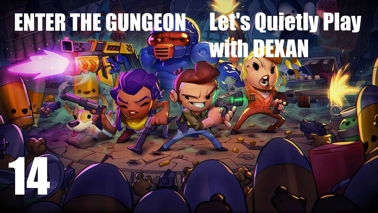 Enter the Gungeon - Ep 14 - The Convicts Past - Convict ...