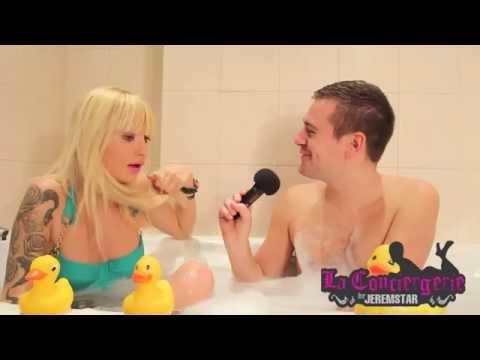 Beverly (Ile des vérités 4) dans le bain de Jeremstar - INTERVIEW