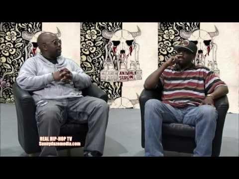 Real Hip-hop tv - Prince Po Takeover