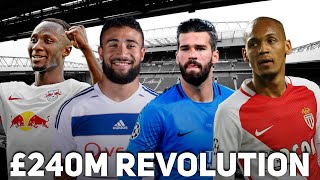 Liverpool to sign Nabil Fekir, Alisson & take spend to £240m | The Football Terrace