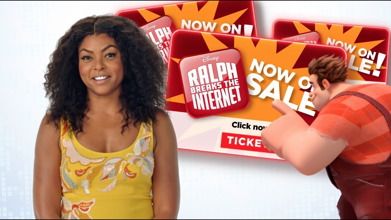Ralph Breaks the Internet - Tickets Now on Sale!