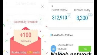 Whatscall Unlimited Credit 100% Working | Daily 1000000 Credit