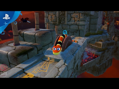 Snake Pass – Release Date Announcement Trailer | PS4