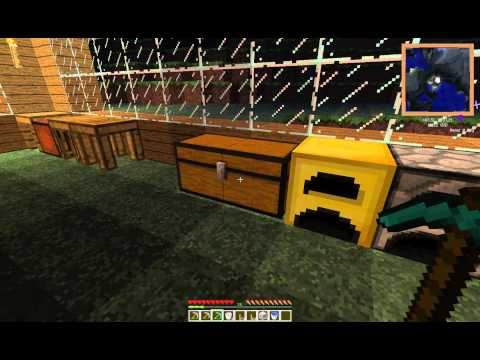 ЛП Легендарные Приключения Minecraft с Модами #7-Alumite Pickaxe