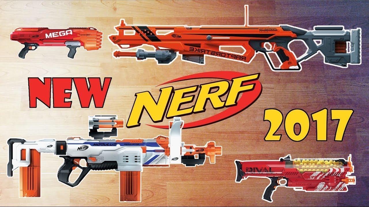 New Nerf Elite Modulus Regulator Vs Elite Mega twinshock ...
