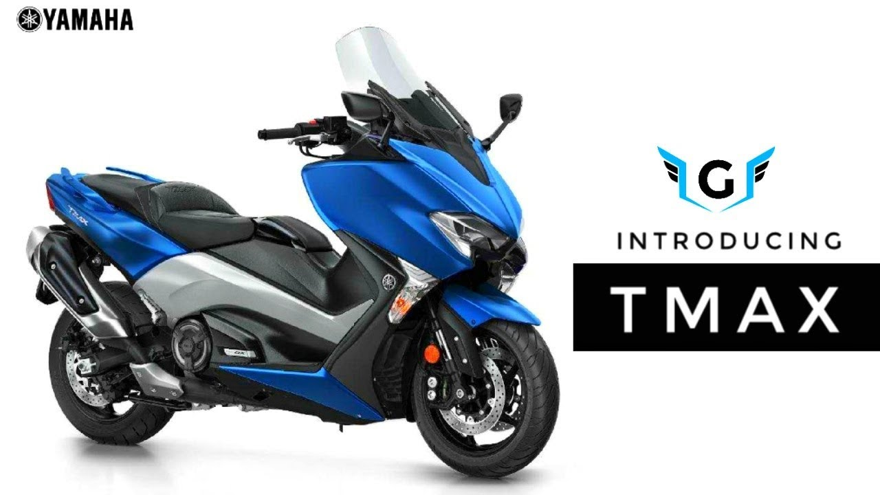 Yamaha Tmax  Official Video New Edition