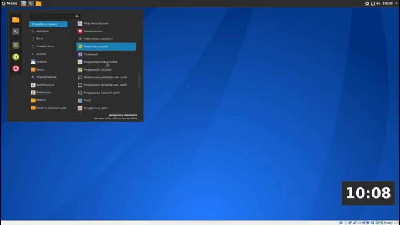 Antergos Linux minimal w VirtualBox - YouTube
