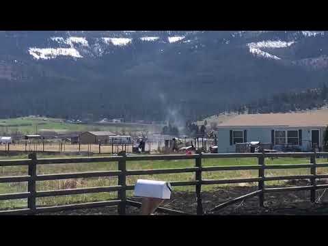 Multiple agencies responding to fire in Arlee
