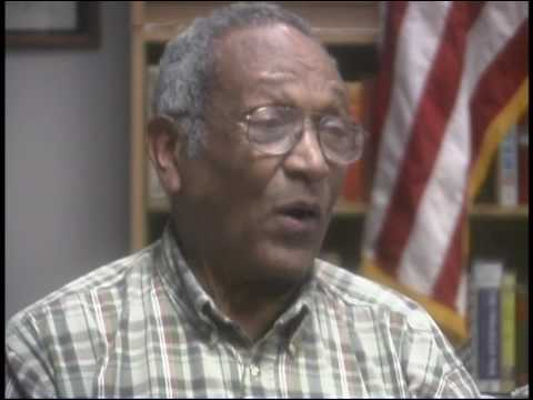 Wendell Baker - Civil Rights Leader from Huntsville, Texas