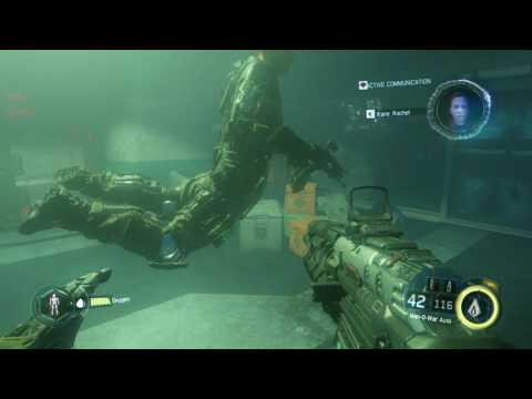 Call Of Duty: Black ops 3 campaign - Full Walkthrough - Part 13