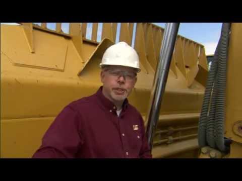 Leaking Hydraulic Cylinders
