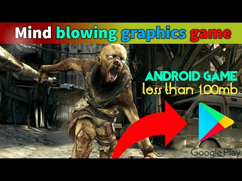 Best Zombies game for Android-- Super HD graphics and gameplay-- FAHDI TECH -- - 동영상