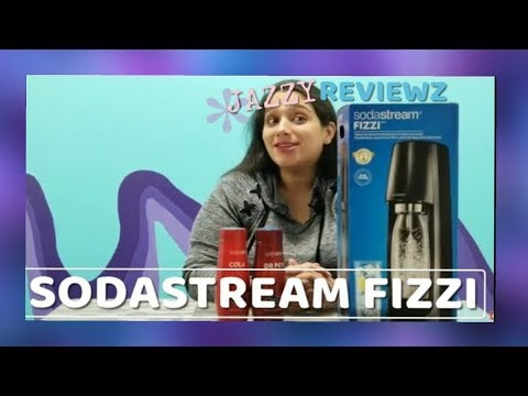 SODASTREAM FIZZI REVIEW & SETUP- IS IT WORTH BUYING!