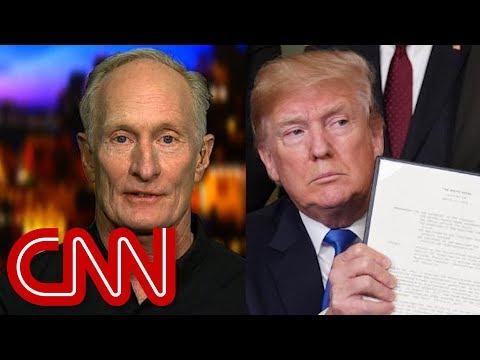 Trump voter: Trump's move may cost me $1 million