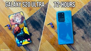 Galaxy S20 Ultra First 72 Hours Review!