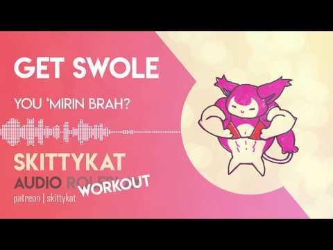 Get Swole!! Squats & Sit-ups with SkittyKaynak: YouTube · Süre: 16 dakika24 saniye