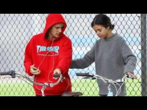 Justin & Selena | Say you won't let go